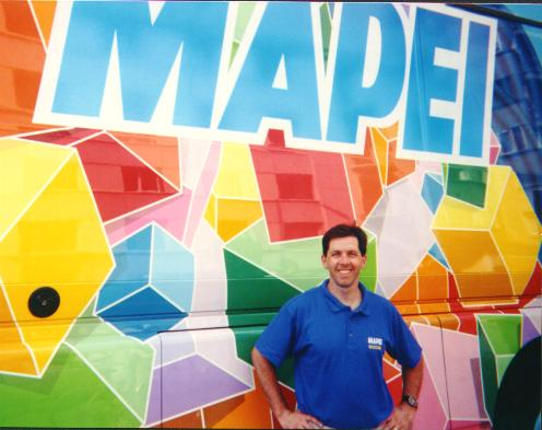 Mapei's Magic Bus